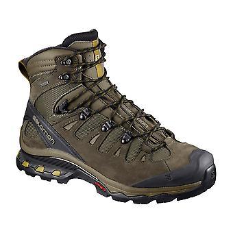 サロモンクエスト4D 3 Gtxゴアテックス401518トレッキング冬の男性靴