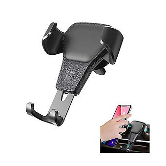 Gravity Car (Air Vent Cradle) Phone Mount Holder For Cubot King Kong 3