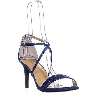 Thalia Sodi naisten Darria4 kangas avoin kärki erikoinen Strappy sandaalit