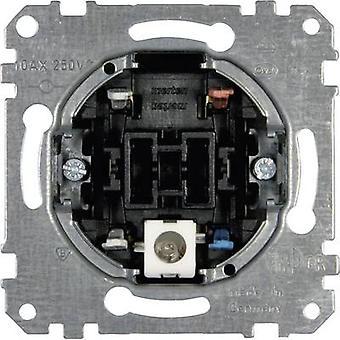 Merten Control switch, Toggle switch Insert MEG3106-0000