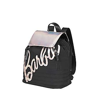 American Tourister Modern Glow Barbie ? City Backpack - Black (Shimmer Power Barbie)