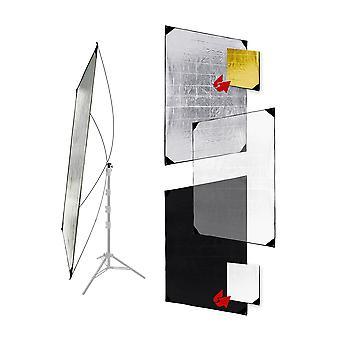 BRESSER TR-11 5 en 1 panel reflector 150x200cm