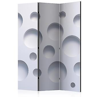 3-teiliges Paravent - Harmony of Modernity [Room Dividers]