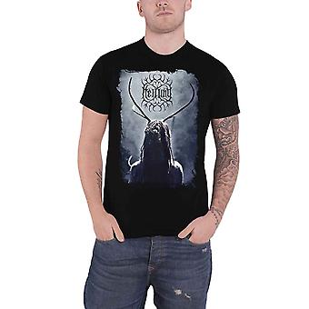 Heilung T Shirt Lifa Band Logo new Official Mens Black