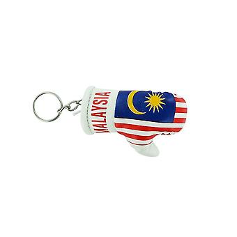 Cle Cles Key Flag Malaysie Boxing Glove Flag Door