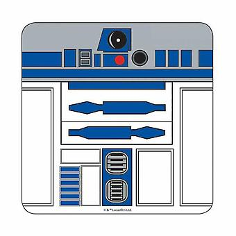Star Wars Coaster R2 D2 Droid body last jedi new Official