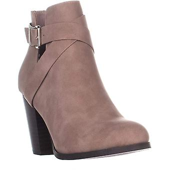 Call It Spring Womens Tecia Almond Toe Ankle Fashion Boots