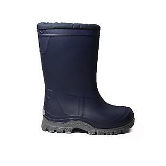 Startrite Mud Buster Navy Or Pink Rubber Childrens Wellington Boots
