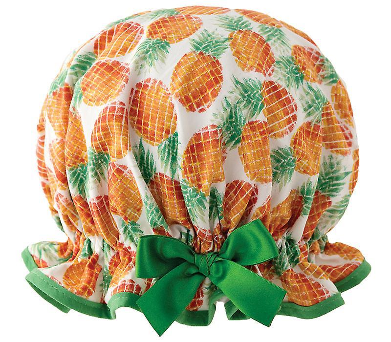 Pineapple Shower Cap