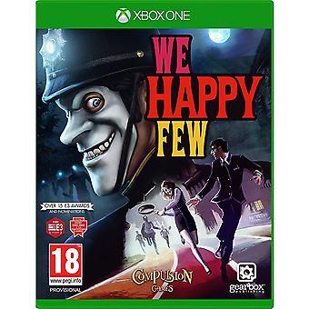 We Happy Few Xbox One Game