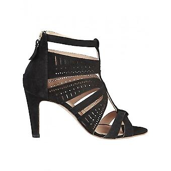 Pierre Cardin - Shoes - Sandal - AXELLE_NERO - Women - Schwartz - 40