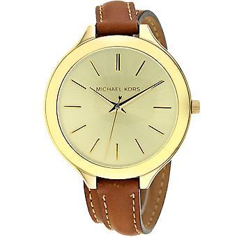 Michael Kors Mujeres's Reloj de marcación de oro - MK2256