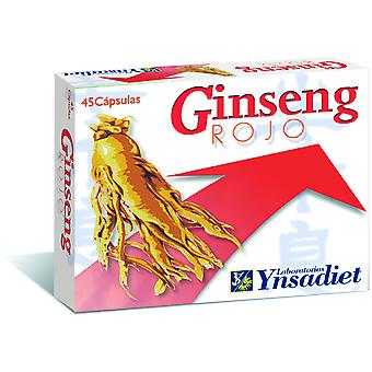 Ynsadiet Red Ginseng 45 capsules ynsadiet