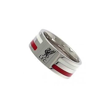 Liverpool FC färg rand Ring