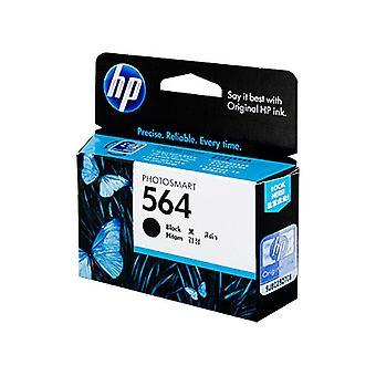 HP 564 Black Ink Cart CB316WA