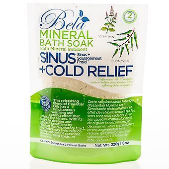 Bela Mineral Bath Soak Sinus + Cold Relief