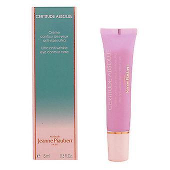 Eye Area Cream Certitude Absolue Jeanne Piaubert