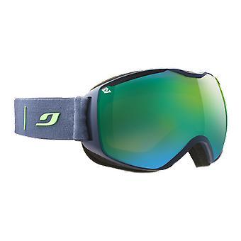 Julbo Ski Maske Quantum Blau/Grün Multilayer grün