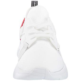 Calvin Klein Femme Urbi Tissu Low Top Pull Sur Sneakers de mode