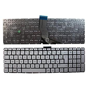 HP Pavilion 15-ab560nz White French Layout Replacement Laptop Keyboard