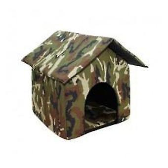 Yagu Elastic Necklace For Cat Smooth MarinoHouse Camouflage Dog (Dogs , Bedding , Igloos)