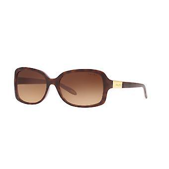Ralph by Ralph Lauren RA5130 1596/13 Tortoise-Violet/Brown Gradient Sunglasses