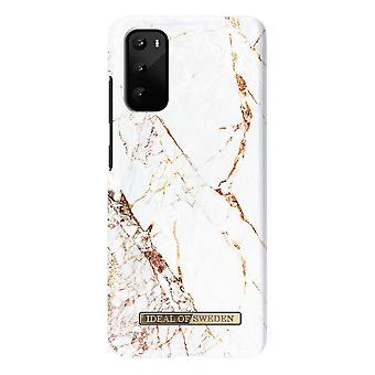 iDeal Of Sweden Samsung Galaxy S20 - Carrara Gold
