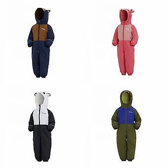 Regatta Childrens/Kids Mudplay III Hooded Rainsuit