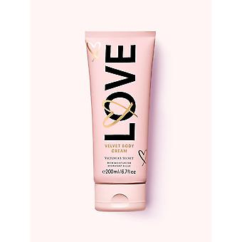 (2 Pack) Victoria's Secret Love Velvet Body Cream 200 ml/6.7 oz