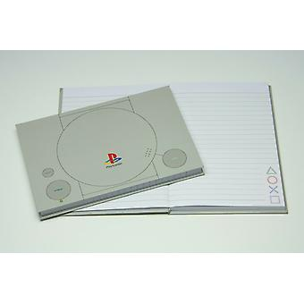 Playstation Console Notebook - A5 200 Pages Lined Bound Jotter Note Pad