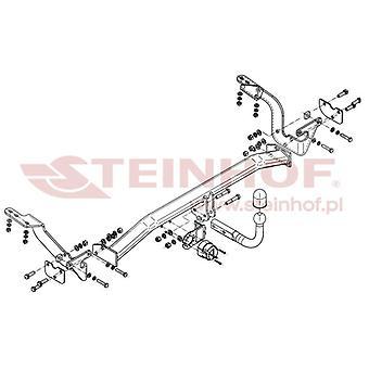 Steinhof Towbar (mocuje 2 śruby) dla Citroen C4 Picasso 2007-2013