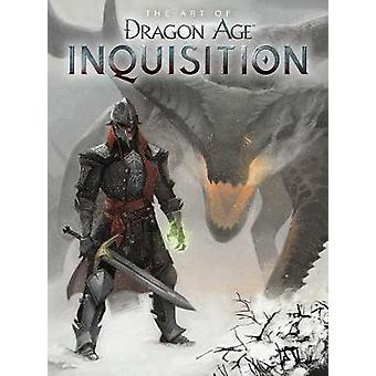 The Art of Dragon Age - Inquisition by Bioware - 9781616551865 Book