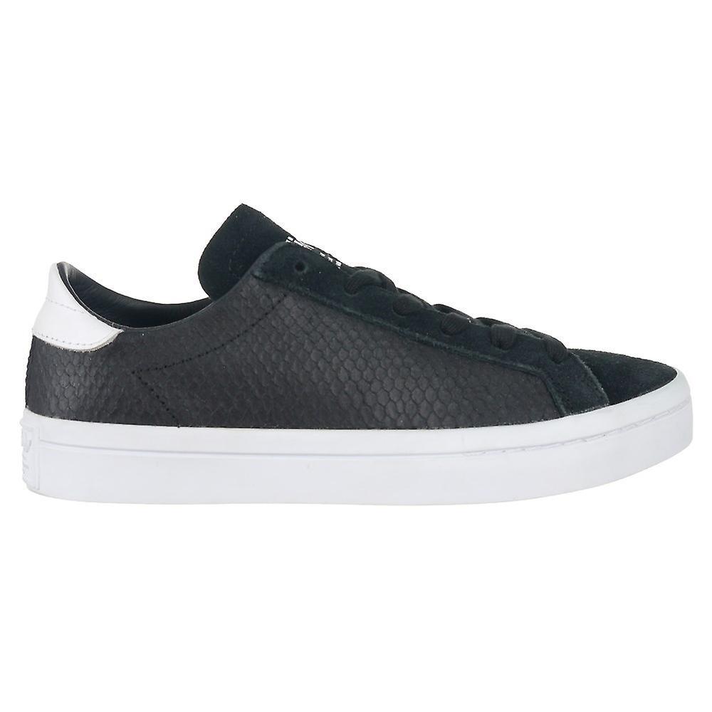Adidas Originals Courtvantage W S75717 uniwersalne przez cały rok buty damskie DEzs7
