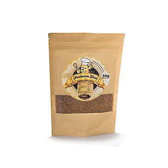 50 g eetbare meelwormmeel voor menselijke consumptie