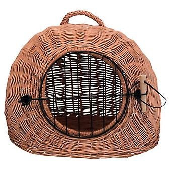 Trixie Wicker Cave with Bars for pets Ø 45 Cm