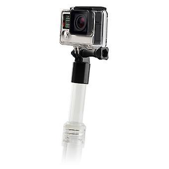 Zwevende selfiestick voor sportcamera KSIX transparant