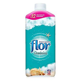 Fabric softener concentrate Flor oceanic 1.5 L (70 doses)