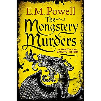 The Monastery Murders by E. M. Powell - 9781503903241 Book