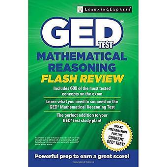 Ged Test Mathematics Flash Review