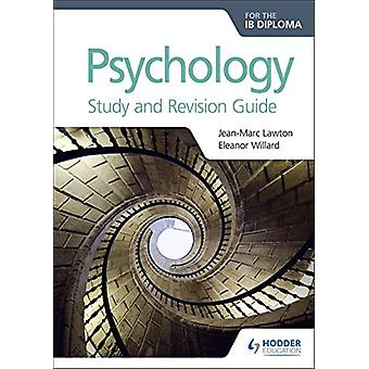 Psykologi for IB Diploma Study and Revision Guide av Jean-Marc L