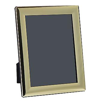 Orton West Polished Photo Frame 6x8 - Gold