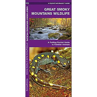 Great Smoky Mountains Wildlife - A Folding Pocket Guide to Familiar Sp