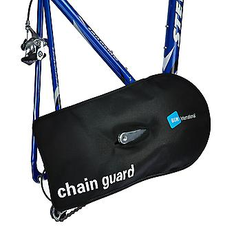 B&W Chain Guard, Nero