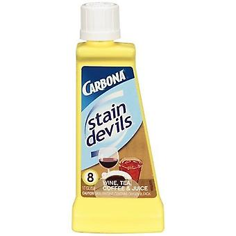 Carbona Stain Devils Formula #8 Wine, Tea, Coffee & Juice Stain Remover