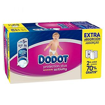 Dodot Activity Extra Savings Box Diaper size 5 with 96 units