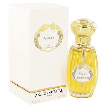 Songes Eau De Parfum Spray By Annick Goutal 3.4 oz Eau De Parfum Spray
