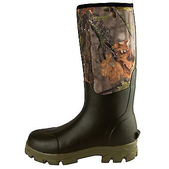 JACK PYKE Neoprene Wellington Boots Engels Oak Evolution