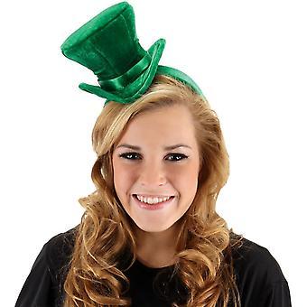 Cocktail hattu vihreä