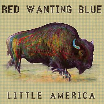 Red Wanting Blue - Little America [CD] USA import