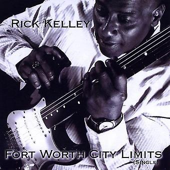Ft. Worth City Limits [CD] Importazione USA